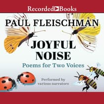 Joyful Noise by Paul Fleischman audiobook