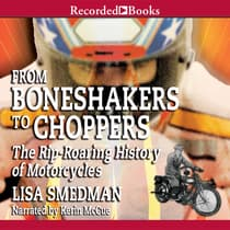 From Boneshakers to Choppers by Lisa Smedman audiobook