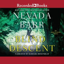 Blind Descent by Nevada Barr audiobook