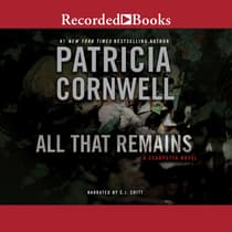 All That Remains by Patricia Cornwell audiobook