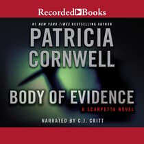 Body of Evidence by Patricia Cornwell audiobook