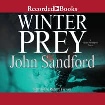 Winter Prey by John Sandford audiobook