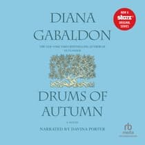 Drums of Autumn by Diana Gabaldon audiobook