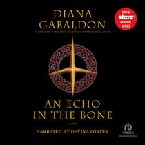 An Echo in the Bone by Diana Gabaldon audiobook