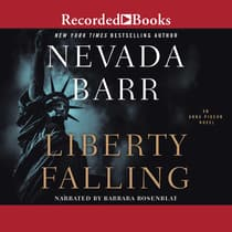Liberty Falling by Nevada Barr audiobook