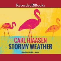 Stormy Weather by Carl Hiaasen audiobook