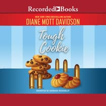 Tough Cookie by Diane Mott Davidson audiobook