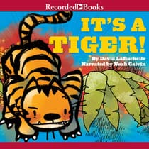 It's a Tiger! by David LaRochelle audiobook