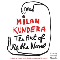 The Art of the Novel by Milan Kundera audiobook