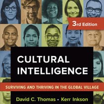 Cultural Intelligence by David Thomas audiobook