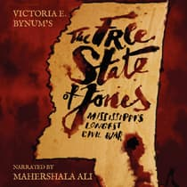 The Free State of Jones by Victoria E Bynum audiobook