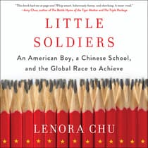 Little Soldiers by Lenora Chu audiobook