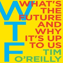 WTF? by Tim O'Reilly audiobook