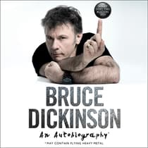 What Does This Button Do? by Bruce Dickinson audiobook