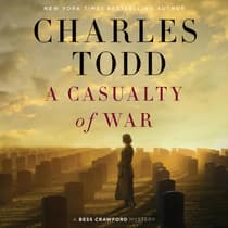 A Casualty of War by Charles Todd audiobook