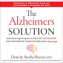 The Alzheimer's Solution by Ayesha Sherzai audiobook