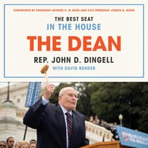 The Dean by John David Dingell audiobook