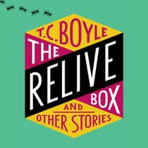 The Relive Box and Other Stories by T. C. Boyle audiobook