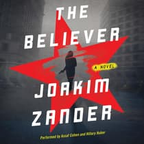 The Believer by Joakim Zander audiobook