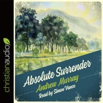 Absolute Surrender by Andrew Murray audiobook