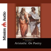 Aristotle: On Poetry by Aristotle audiobook