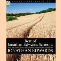 Best of Jonathan Edwards Sermons by Jonathan Edwards audiobook