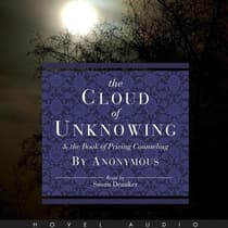 Cloud of Unknowing by Anonymous audiobook