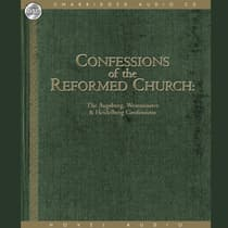 Confessions of the Reformed Church by Hovel Audio audiobook