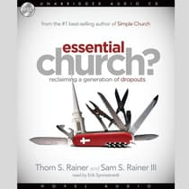Essential Church? by Sam Rainer audiobook
