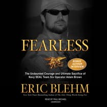 Fearless by Eric Blehm audiobook