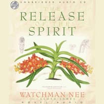 Release of the Spirit by Watchman Nee audiobook