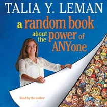 A Random Book about the Power of Anyone by Talia Y. Leman audiobook