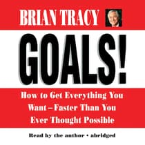 Goals! by Brian Tracy audiobook