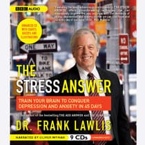 The Stress Answer by Frank Lawlis audiobook