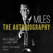 Miles by Miles Davis audiobook
