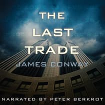 The Last Trade by James Conway audiobook