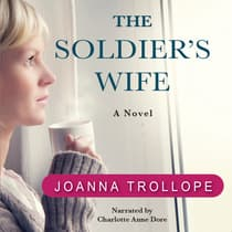 The Soldier's Wife by Joanna Trollope audiobook