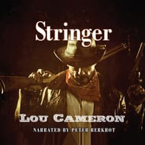 Stringer by Lou Cameron audiobook