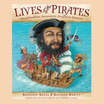 Lives of the Pirates by Kathleen Krull audiobook