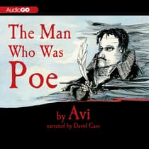The Man Who Was Poe by Avi audiobook