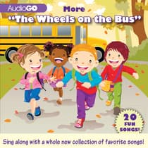 "More ""The Wheels on the Bus"" by AudioGO  audiobook"