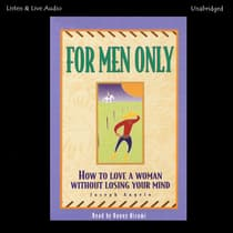 For Men Only by Joseph Angelo audiobook