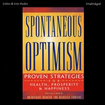 Spontaneous Optimism by Maryann Troiani audiobook