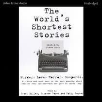 The World's Shortest Stories by Steve Moss  audiobook
