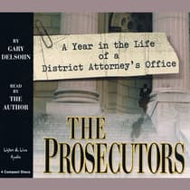 The Prosecutors by Gary Delsohn audiobook