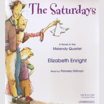 The Saturdays by Elizabeth Enright audiobook