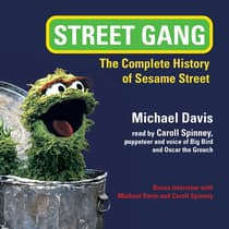 Street Gang by Michael Davis audiobook