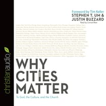 Why Cities Matter by Stephen T. Um audiobook