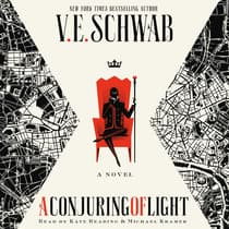 A Conjuring of Light by V. E. Schwab audiobook