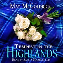 Tempest in the Highlands by May McGoldrick audiobook